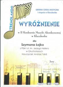 Łojlo Kluczbork 2013