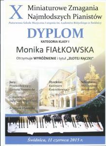 Fijałkowska Świdnica 2015