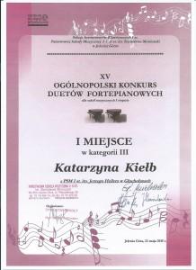 Kiełb Jelenia Góra 2015