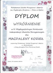 Kozieł Opole 2015