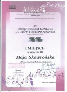Skowrońska Jelenia Góra 2015