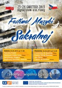 Festiwal Sakralny NDK 2015