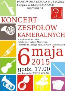 koncert zespolow kameralnych 2015
