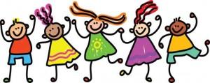 Happy Kids clipart