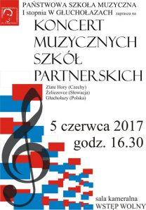 koncert partnerski 5.06.2017